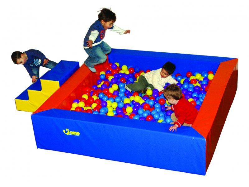 f73ec8659 Baseny z piłkami | Wyposażenie przedszkoli, żłobków, szkół, placów ...