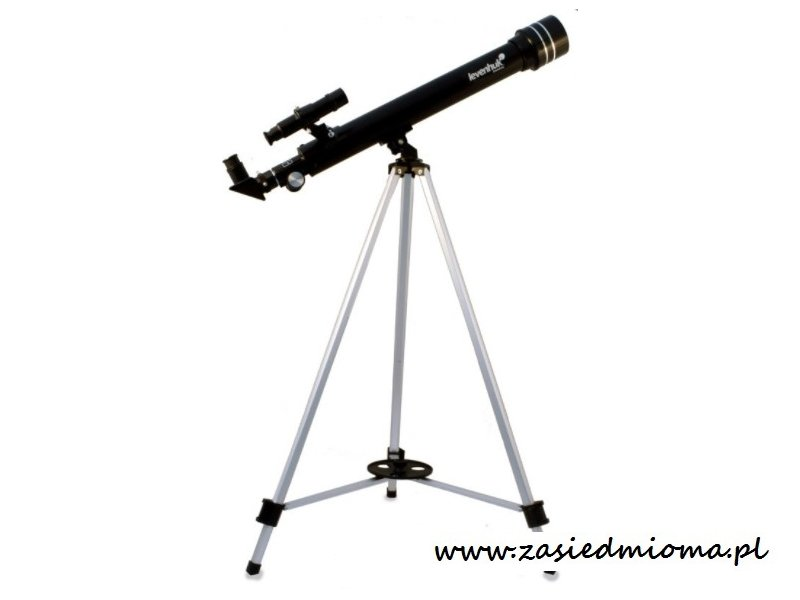 Teleskop levenhuk strike 90 plus wyposażenie przedszkoli żłobków